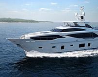 Princess Yachts CGI 30M