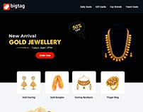 Email Template Design for e-commerce website