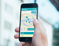 Bankomat – web application