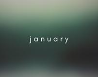 Microcosm (2018) - January