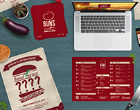 BUNS - Branding, corporate & webdesign