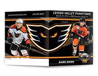2014-2015 Lehigh Valley Phantoms Roster Sheets