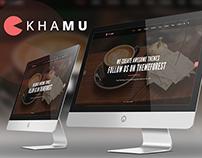 Khamu - Business Theme