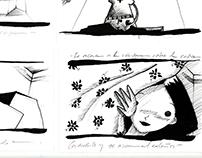 Storyboard- Spot concurso para Nestlé