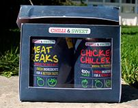 Chilli - Sweet product branding- advertising