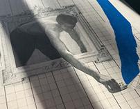 Risograph limited edition 2019 Calendar + prints