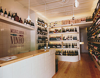 Mercearia do Vinho – Wine store in Lisbon