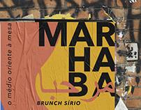 Marhaba Brunch Comunication Design