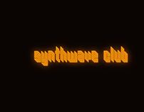 Synthwave Club - New Logo (2018)