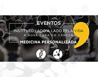Eventos Medicina Personalizada Instituto Lado a Lado