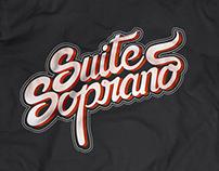 Suite Soprano lettering