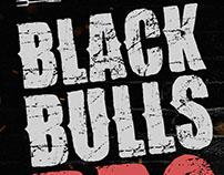 Black Bulls BBQ - Estudo de Identidade Visual