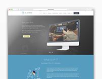 NWSA Art+Tech Website Concept