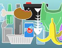 Recycling / Recyclage des déchets - 2013