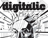 Cover Digitalic Magazine /09/2017 _n.65