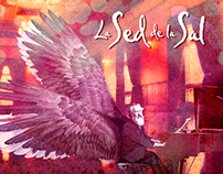 La Sed de la Sal CD artwork