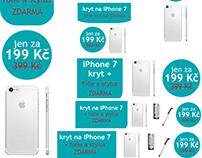 Tvorba display bannerů - KrytnaiPhone7.cz
