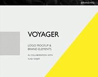 VOYAGER HQ Visual Identity 2016