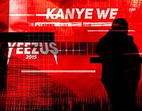 Yeezus concept.