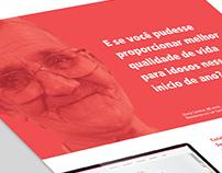 Campanha de Divulgação Ação Social Santa Bárbara