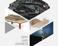 Arts And Gadgets 25-09-2015