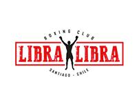 "Logotipo ""LIBRA X LIBRA"""
