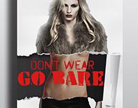 Go Bare Campaign (2014)