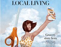 Grocery Store Hero - Washington Post