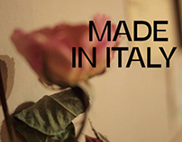 Made in Italy - Site specific installation