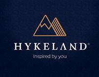 HYKELAND® clothing | Branding