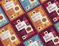 Gotovege | Series of packaging