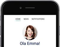 Internal App