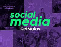 Social Media - GetMalas