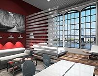 Studio Loft Renderings Spring 2015