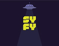 SYFY | Television Bumper
