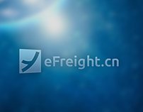 eFreight - poster&booth design