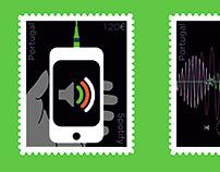Selos Spotify   Stamp Spotify