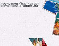 #DóndeEstáMiMonaJET / Young Lions Cyber - Shortlist