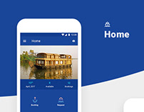 Alleppey Houseboat Club (Operator App)
