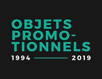 Objets promotionnels | Caméléon