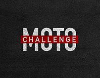 Moto Challenge Branding