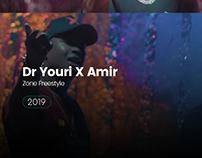 Amir El Presidente X Dr Youri - Zone Freestyle