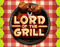 Lord of the Grill | Game Art & UI design