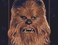 """"""" Uuuuuuuuur Ahhhhhrrrrr Uhrrr...""""   - Chewbacca"""