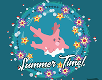 A Pokemon Summer: Corsola