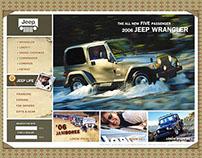 Jeep Digital Design Exploration