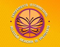Campamento de la Selección de Básquetbol en Michoacán