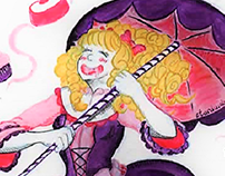 Aroma (Lolita Witch + Drooling)