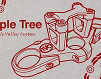 Triple Tree packaging