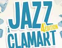 Affiche Festival Jazz à Clamart